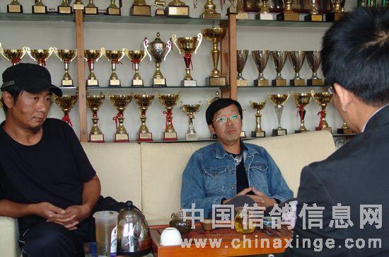 北京 申延峰/北京航宇赛鸽神话大揭密2011/1/11 10:09:58 申延峰
