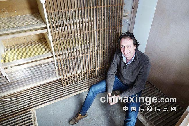 比利时超长距离最佳鸽舍 三年一次大扫除